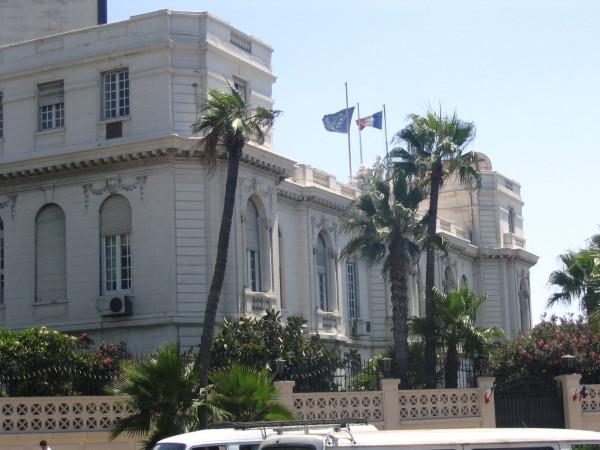 consulat, français, barcelone