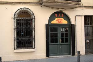 bar paris taxi barcelone