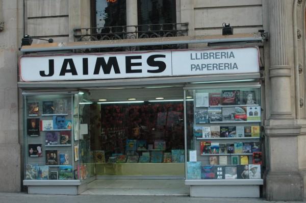 Librairie française à Barcelone