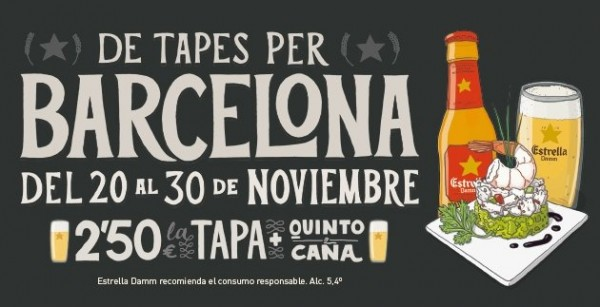 tapes per barcelone 2014