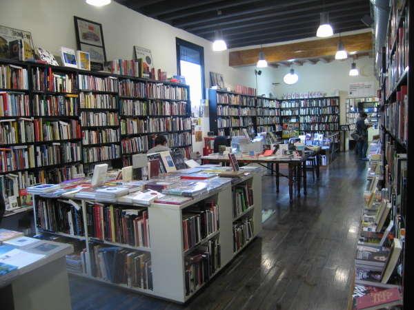 librairie la centrale barcelone