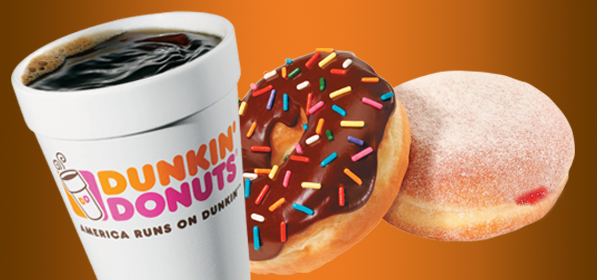 Dunkin-Donuts-SMS-Campaign